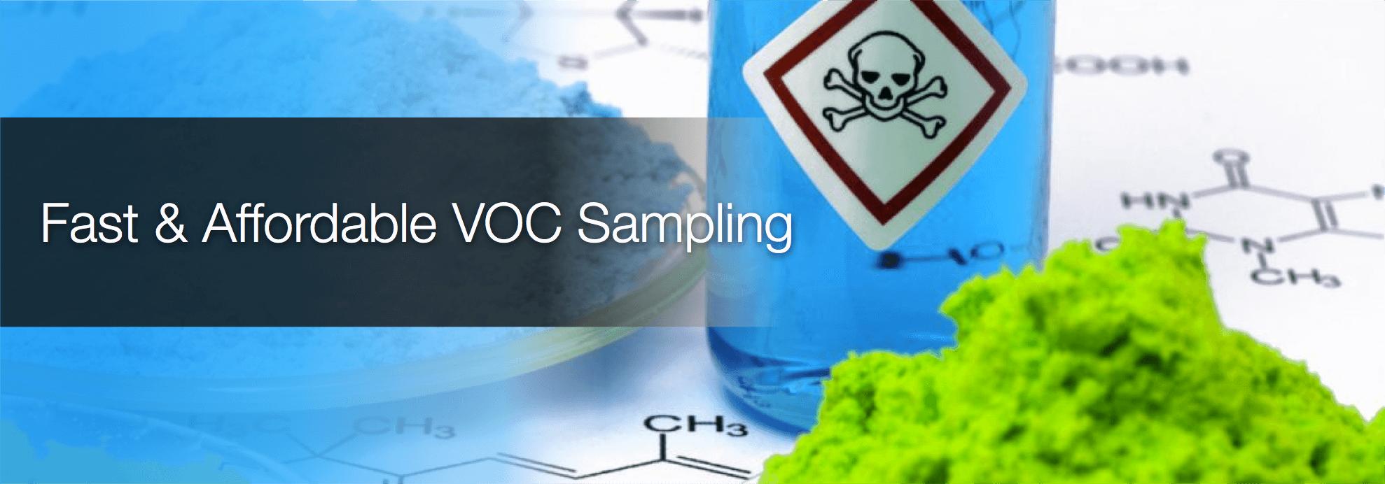 VOC Testing Company in Phoenix AZ